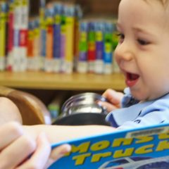 Toddler Storytime Has Moved From Monday Mornings To Friday Mornings