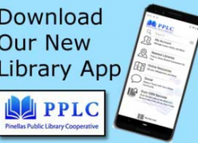 New App for the Pinellas Public Library Cooperative