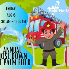 Annual Hose Down @ Palm Field