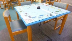 libropoly table