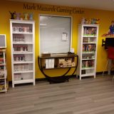 Check Out The New Gaming Center