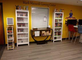 NEW Mark Mazurek Gaming Center