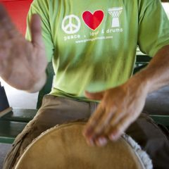 Drum Circle with Giving Tree Music