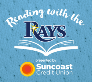 Reading with the Rays presented by Suncoast Credit Union