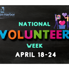 National Volunteer Week April 18-24