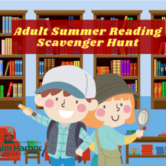 Adult Summer Scavenger Hunt!