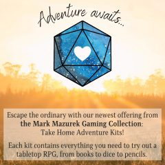 Take-Home Adventure Kits for TRPGs